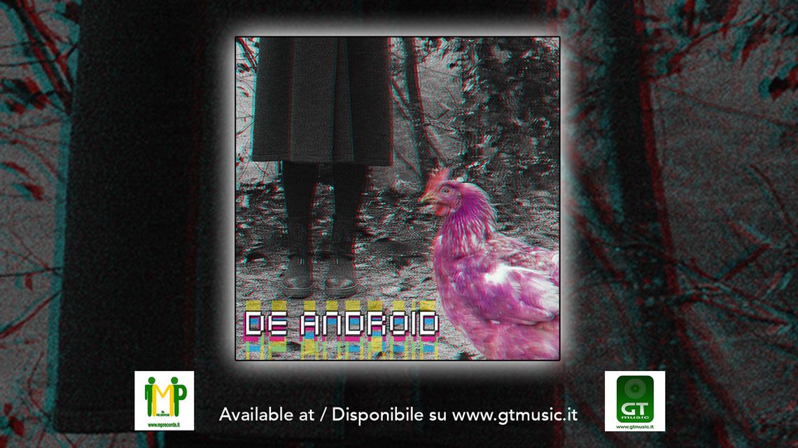 DE ANDROID – Album d'esordio del duo genovese De Android